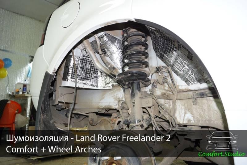Стоит ли покупать land rover freelander 2 бу? время делать выводы | autoflit.ru