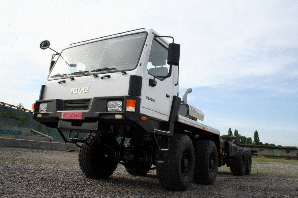 Краз-5401