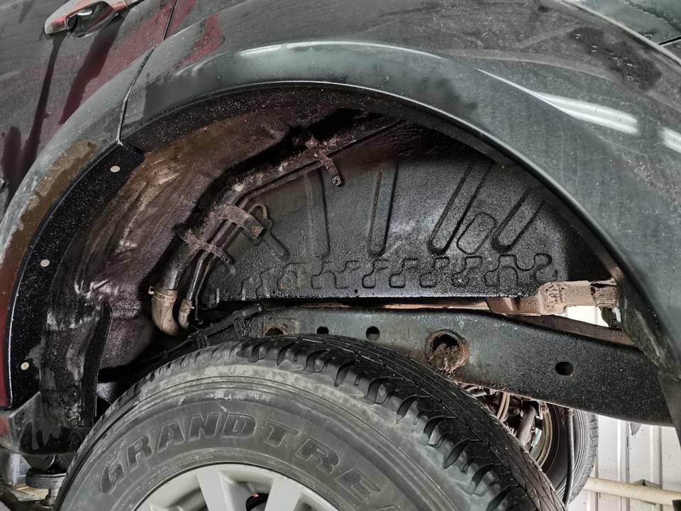 Mitsubishi pajero sport (1998–2008): спортивные травмы