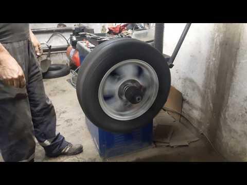 Балансировка колес в автомобиле