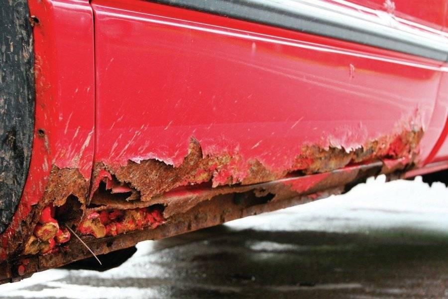 Стоп коррозии: как удалить ржавчину с кузова автомобиля своими руками | autostadt.su