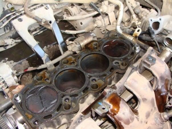 Как определить перегрев двигателя