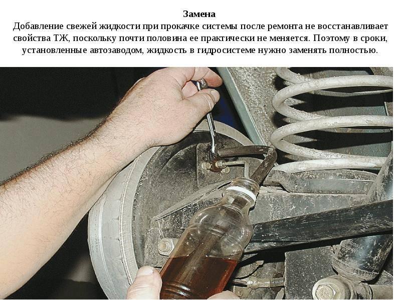 Аномальные последствия замены колодок: что делать, если проваливается педаль тормоза