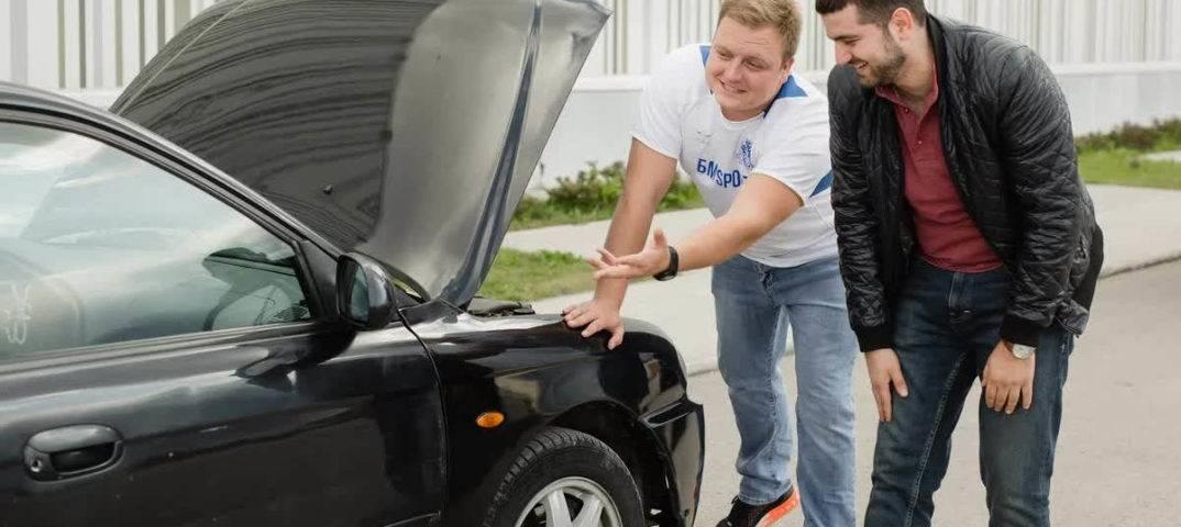Как перекупщики готовят автомобиль к продаже