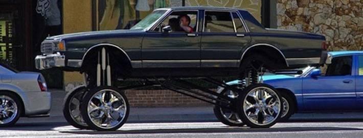 Виды и стили тюнинга автомобилей: описание с фото | авточас