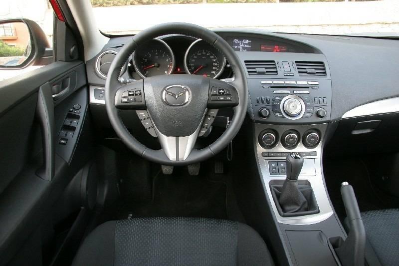 Японская матрешка: обзор Mazda 3 I поколения