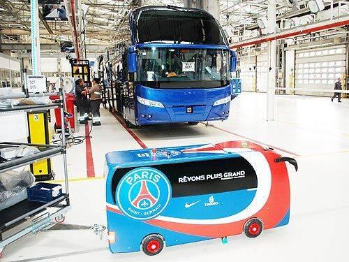 Репортаж с завода man: как производятся автобусы   новостной журнал