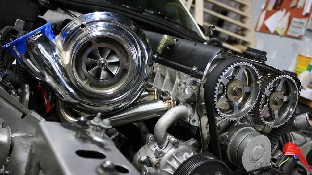 Тюнинг двигателя. что нужно для того чтобы поставить турбину?