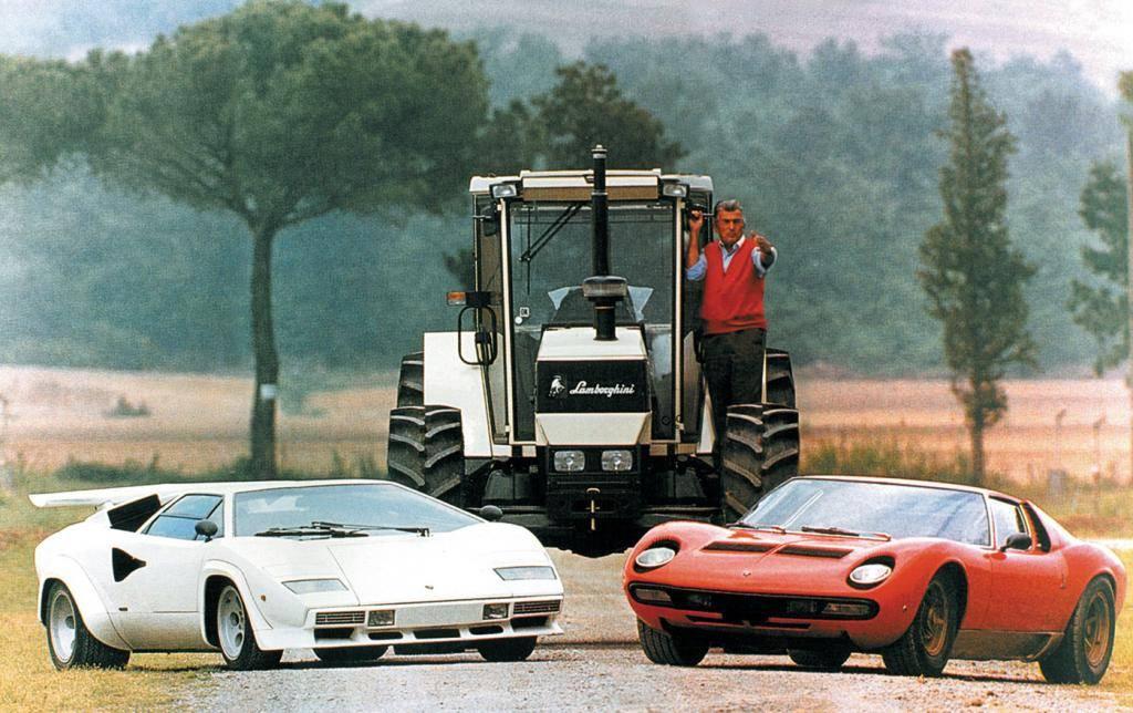 Lamborghini miura описание. lamborghini miura: как побить ferrari, не отвлекаясь от выпуска тракторов. … и ее закат