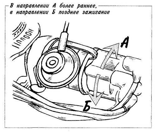 Позднее зажигание в работе двигателя признаки и причины