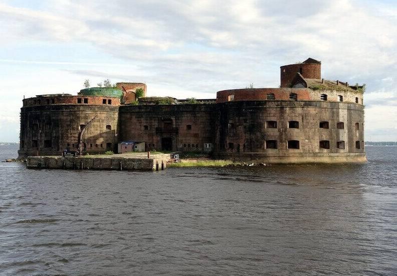 Остров фортов в кронштадте - новое пространство для туристов