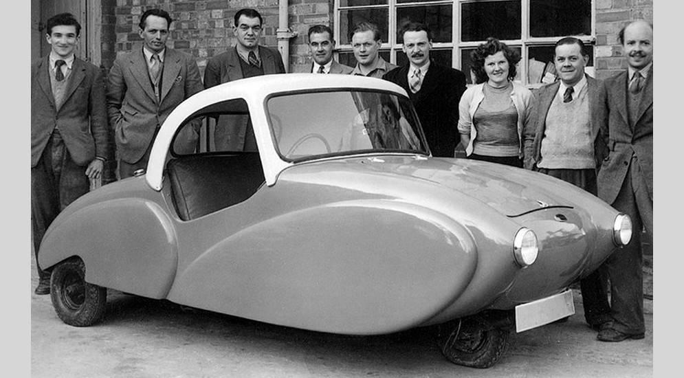 20 странных автомобилей, чьи дизайнеры не от мира сего