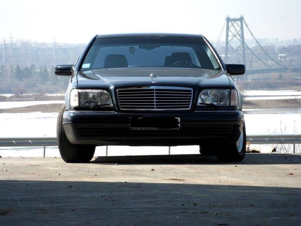 Овер-инжиниринг выбираем mercedes-benz s-class w140 c пробегом — – автомобильный журнал