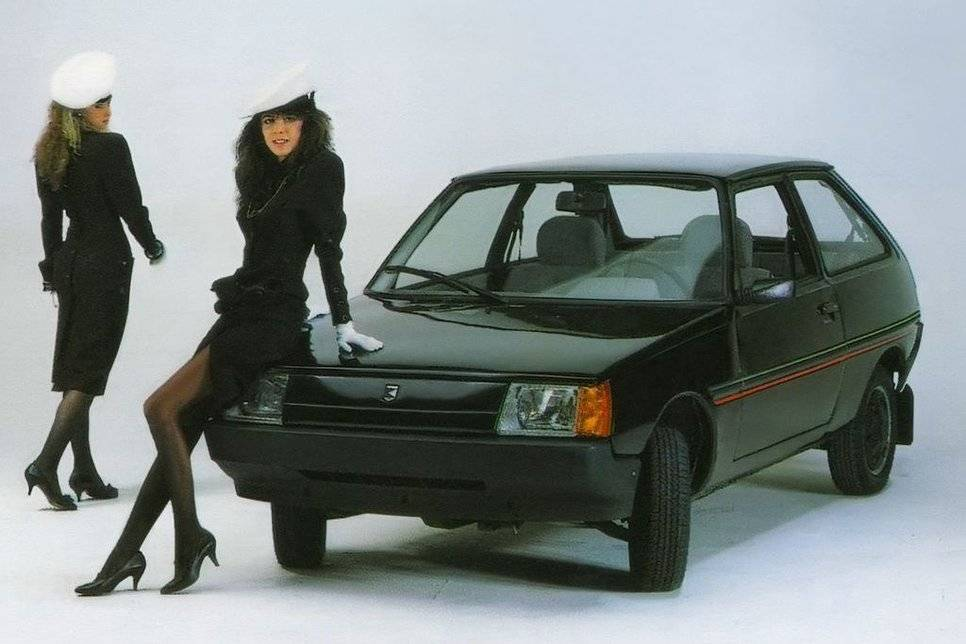 Пять советских автомобилей, которые продавались только за границей