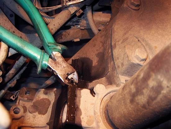 Датчик скорости форд фокус 2 – где находится, замена, распиновка