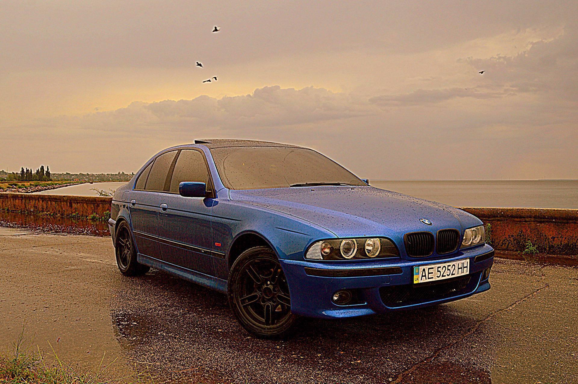 Вся правда про легендарную «пятерку» BMW (E39)