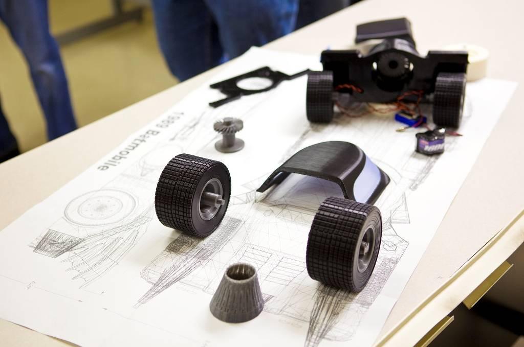 Печать автозапчастей на 3d принтере