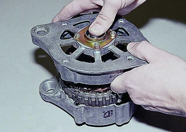 Проверка и ремонт генератора автомобиля