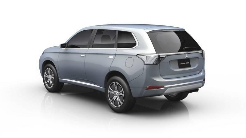 Mitsubishi outlander phev гибрид: характеристики