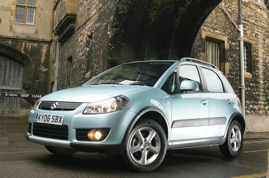 Suzuki sx4 ii – обратная связь