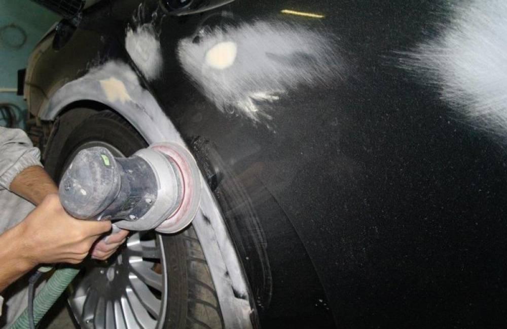 Как убрать ржавчину с кузова автомобиля своими руками: что делать, чем обработать и зачистить   tuningkod