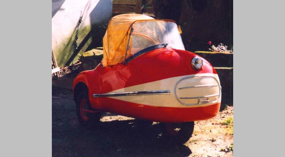 «без одного колеса»: самые известные трехколесные автомобили, которые вошли в историю мирового автопрома. часть 1