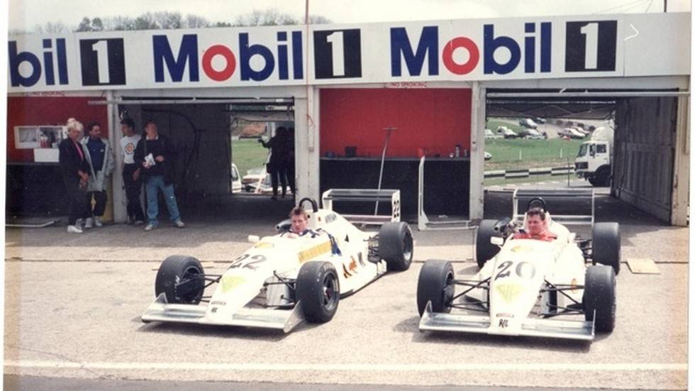Marussia и самое короткое интервью.