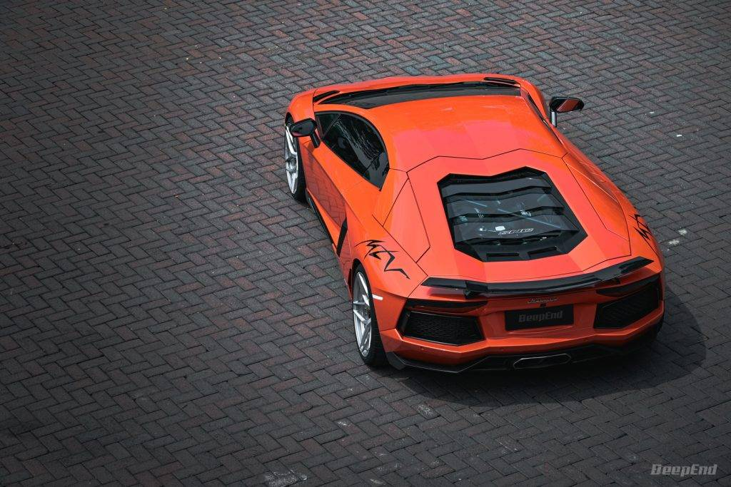 Lamborghini aventador / lp700-4 проходит последние тесты перед премьерой