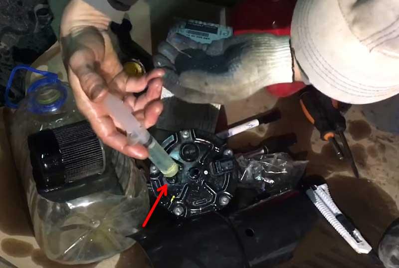Рено дастер дизель замена топливного фильтра