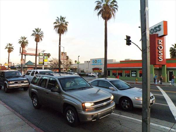Самый популярный автомобильный маршрут по калифорнии