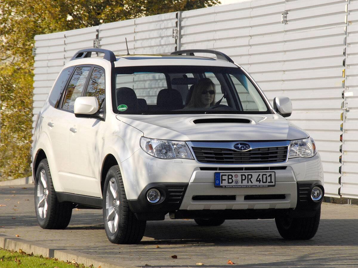 Заметно изменился: стоит ли брать Subaru Forester III сегодня