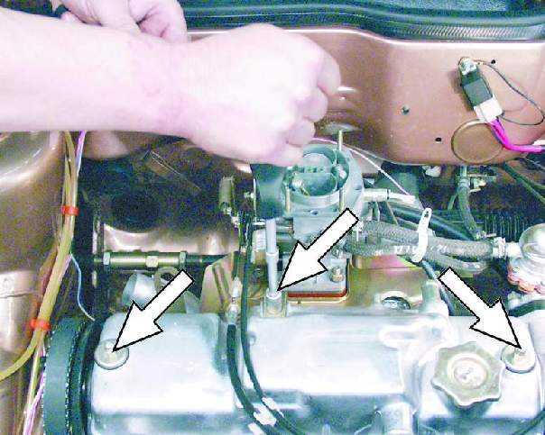 Замена ремня грм на автомобилях ваз 2108, 2109, 21099