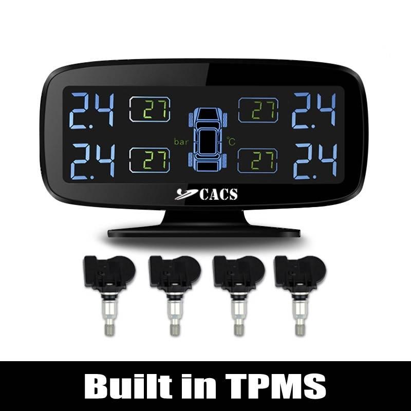 Система контроля давления в шинах (tpms) с внутренними датчиками