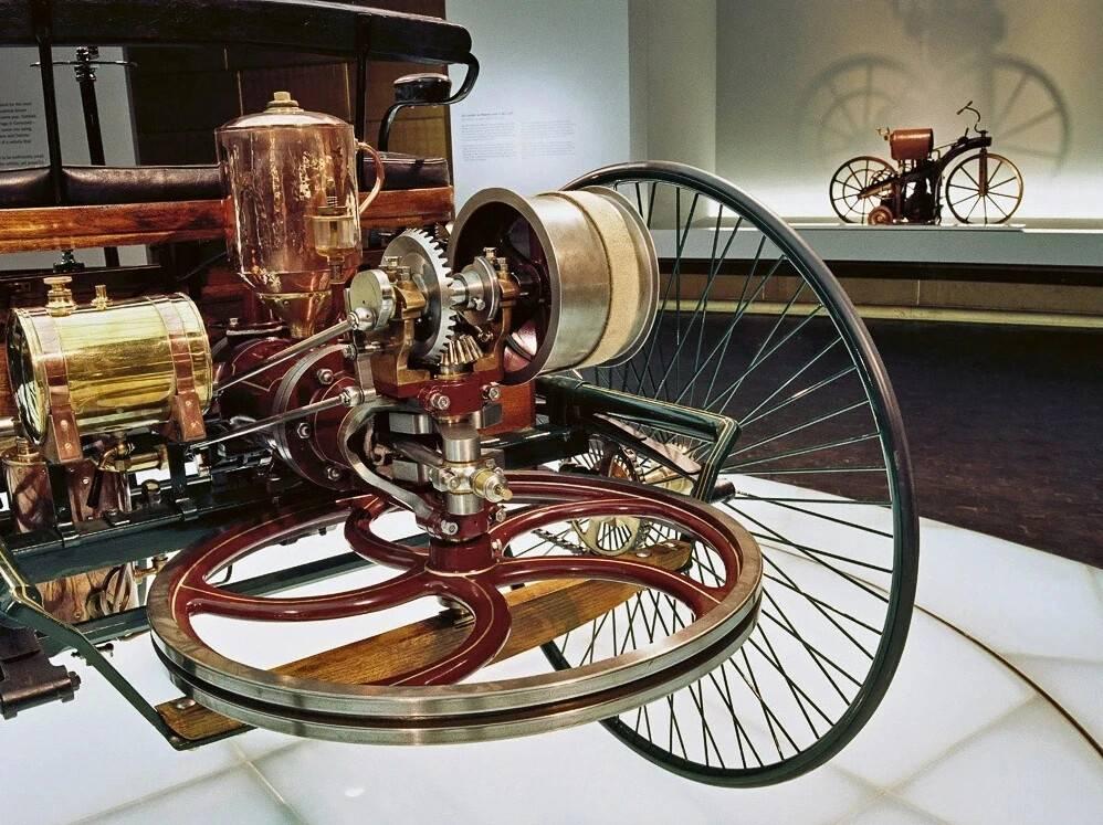 Самые первые автомобили мира. история автомобилестроения