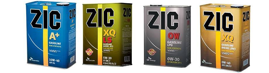 Масло zic x7 5w-40: характеристики, аналоги, артикулы, отзывы