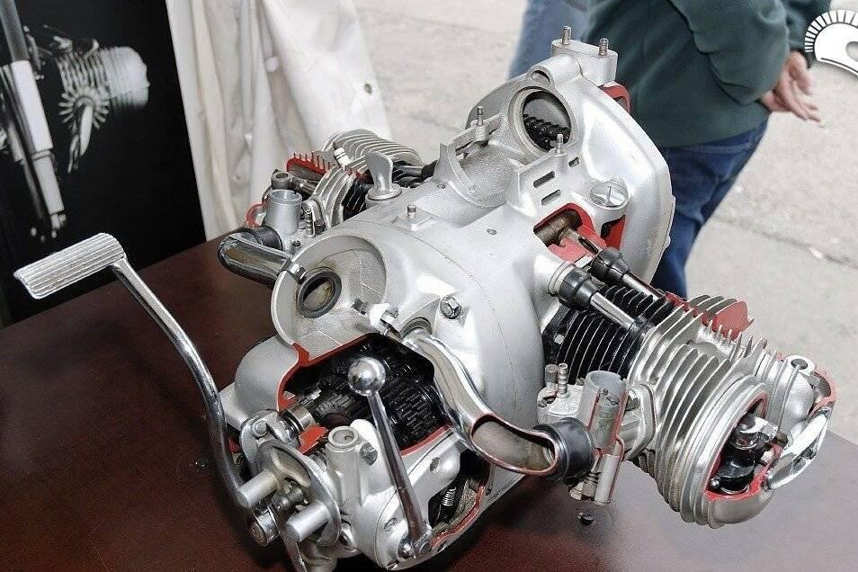 Оппозитный двигатель: плюсы и минусы