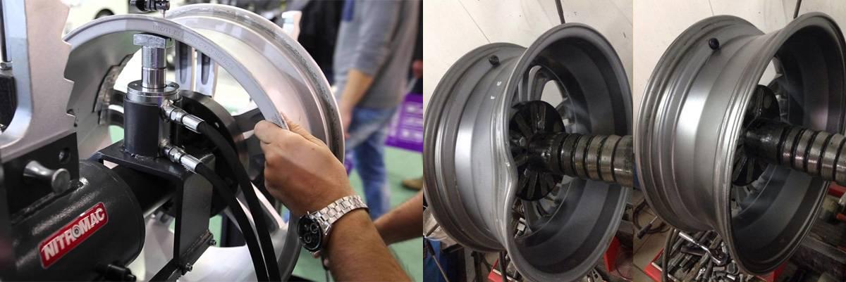 Можно ли ремонтировать литые диски, консультация профессионалов