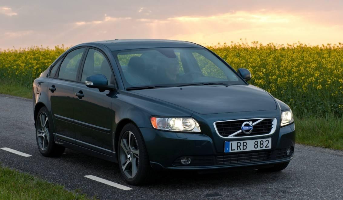 Volvo s40 ii (2003-2012) - проблемы и неисправности