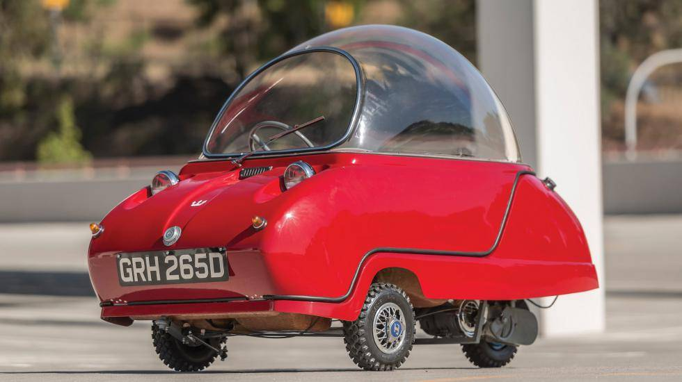 Самые странные и уродливые автомобили в истории автопрома