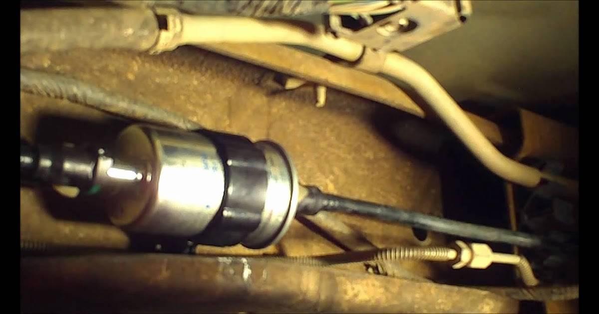 Топливный фильтр на форд фокус 2 – меняем без автосервиса