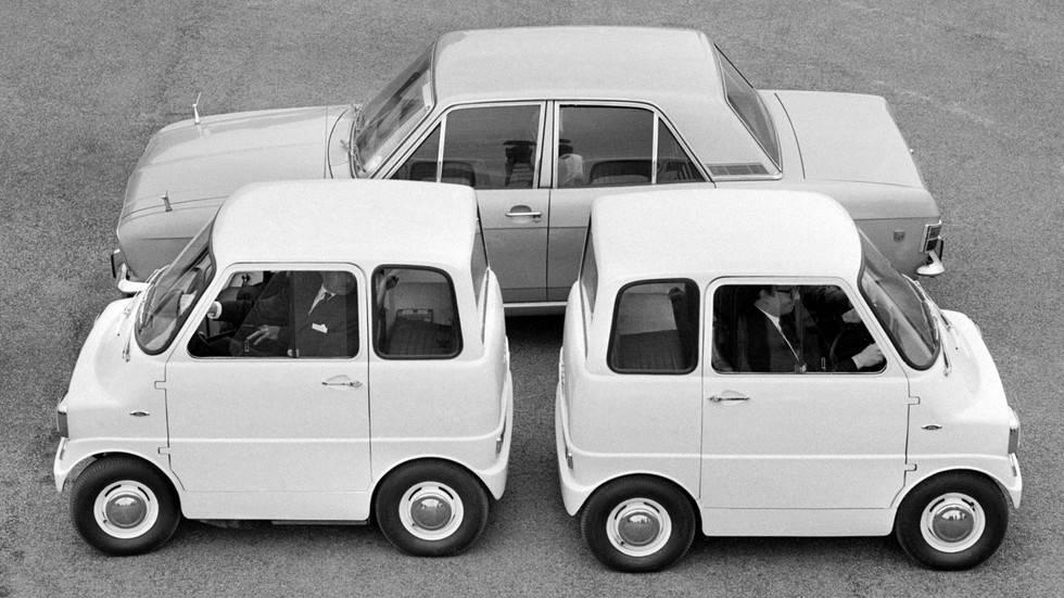 Топ самых маленьких машин в мире. мал мала меньше: самые маленькие автомобили в мире