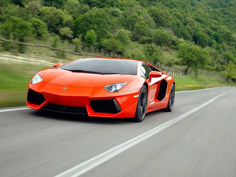 Lamborghini aventador lp700 и характеристики