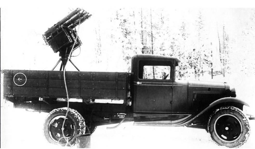 Автомобиль газ-аа - первая горьковская полуторка