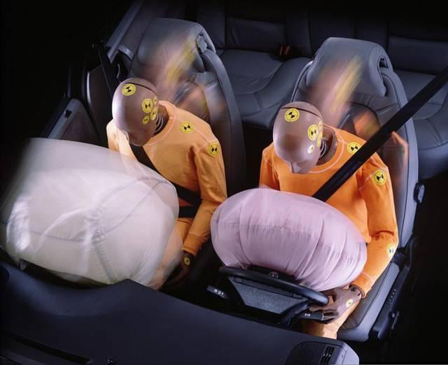 Когда подушка безопасности должна срабатывать? - авто - новости санкт-петербурга