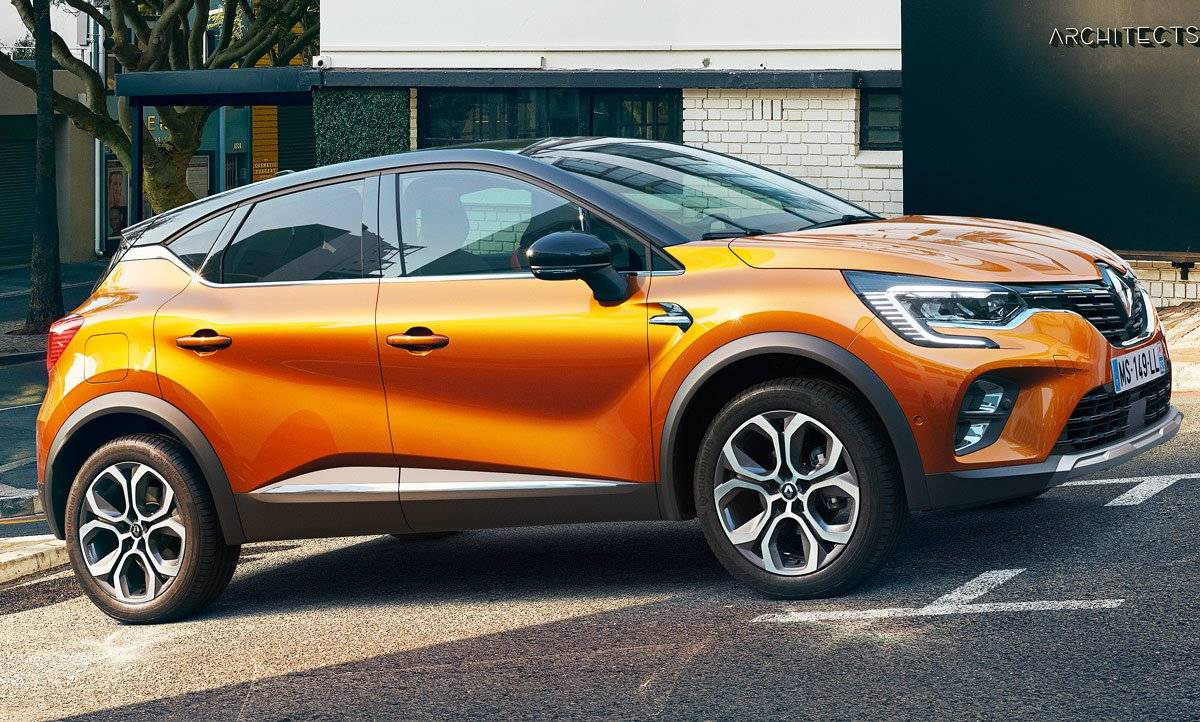 Renault привезет в Россию обновленный Kaptur