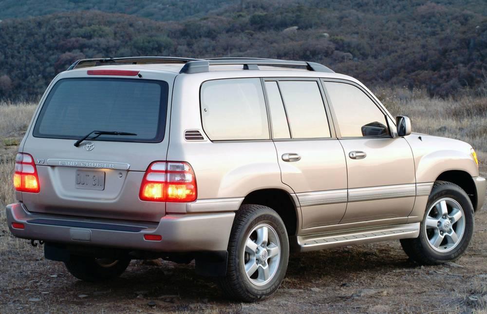 Тойота ленд крузер 100 глазами автолюбителей: достоинства и недостатки