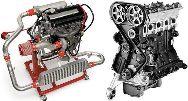 Турбированный двигатель - устройство и принцип работы