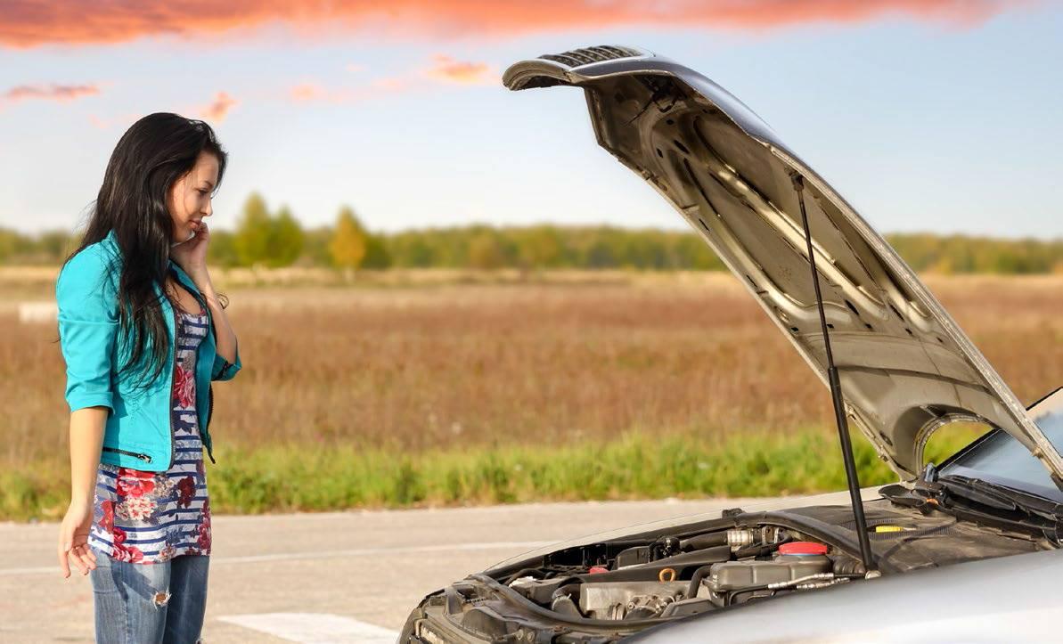 Когда стоит менять свежую машину на возрастную