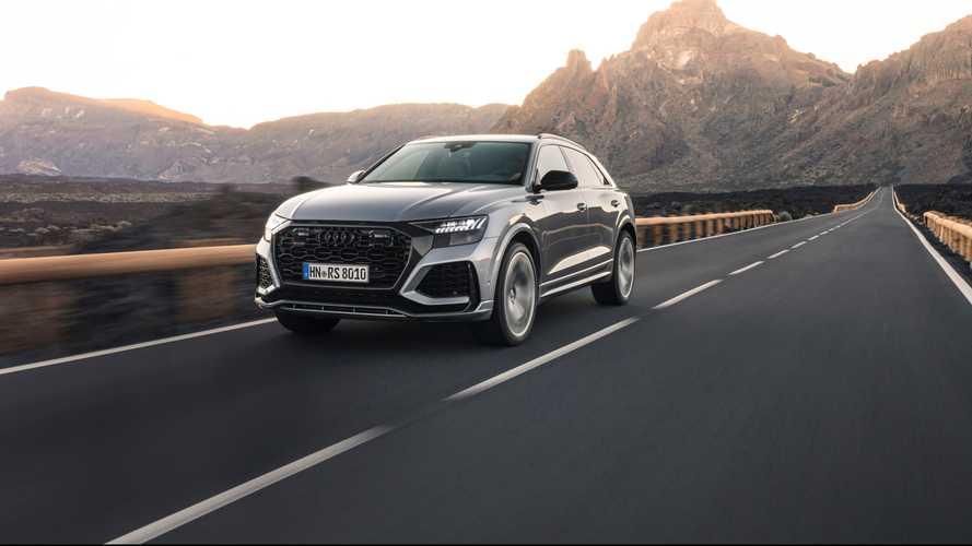 Audi q8, обзор 2019, тест-драйв, технические характеристики, фото