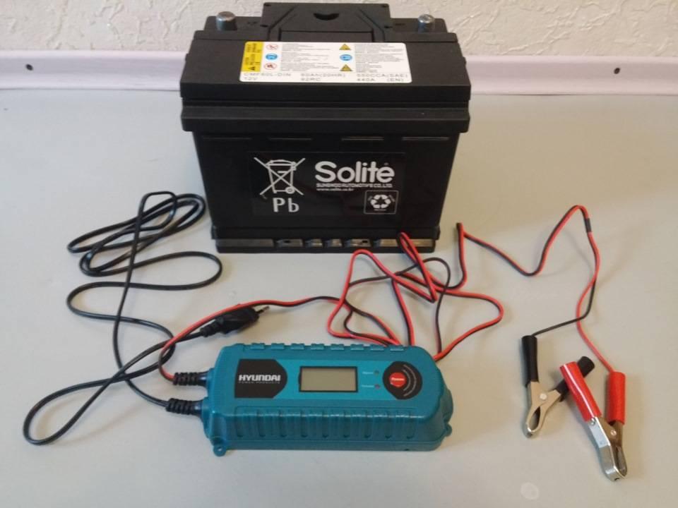 Как заряжать agm аккумулятор правильно